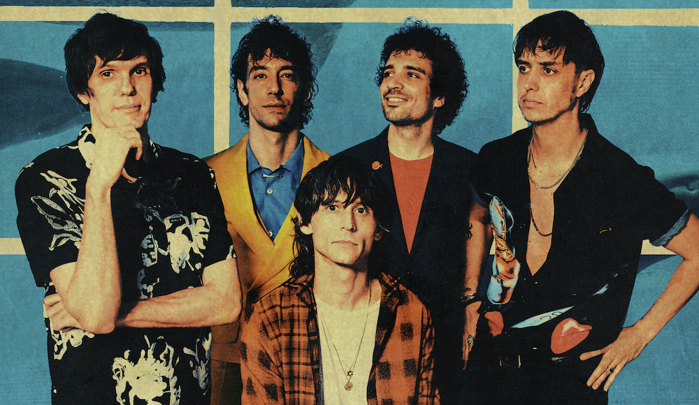 TOP 10: THE STROKES