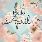 Nisan Takvimi: Hello April!