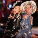 İşbirliği: Madonna – Miley Cyrus