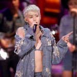Cover: Miley Cyrus – Why'd You Only Call Me When You're High?