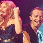 Canlı: Coldplay & Kylie Minogue