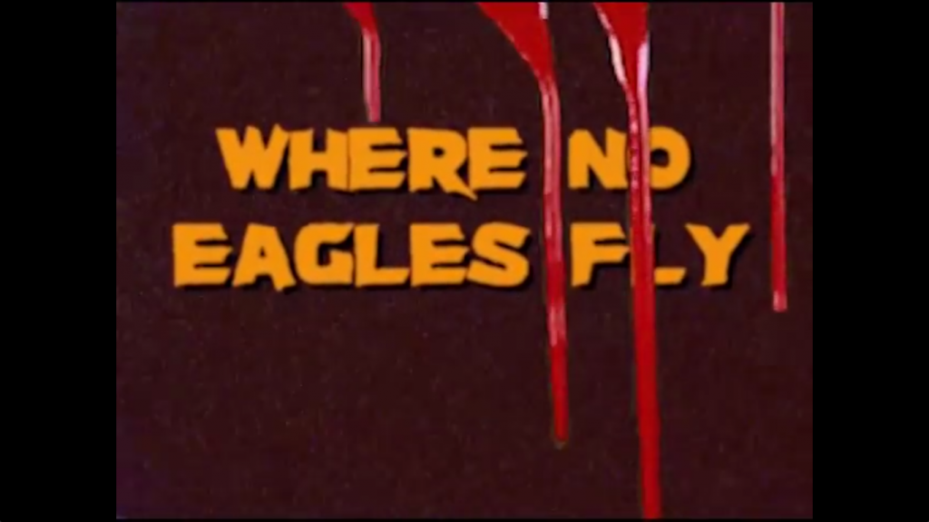 julian casablancas where no eagles fly
