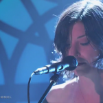 PERFORMANS: SHARON VAN ETTEN – TARIFA, BREAK ME