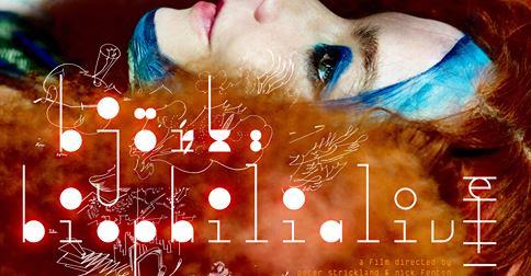 ORADAYDIK: BJÖRK BIOPHILIA LIVE – THE FILM