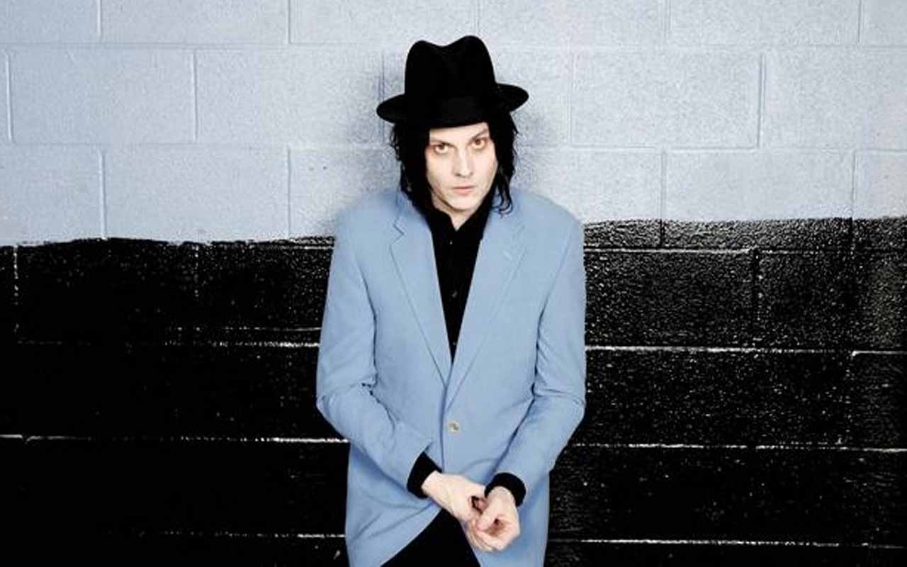 COVER: JACK WHITE – BLUE LIGHT, RED LIGHT (SOMEONE'S THERE)