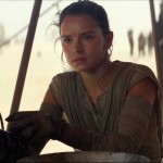FRAGMAN: STAR WARS : THE FORCE AWAKENS