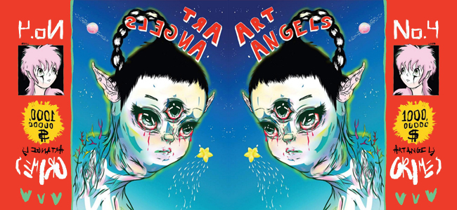 İNCELEME: GRIMES – ART ANGELS