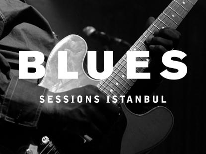 ORADAYIZ: BLUES SESSIONS ISTANBUL