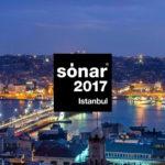 SONAR İSTANBUL'DAN YENİ İSİMLER AÇIKLANDI