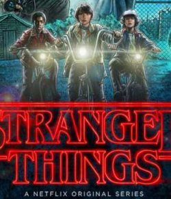 2016: STRANGER THINGS