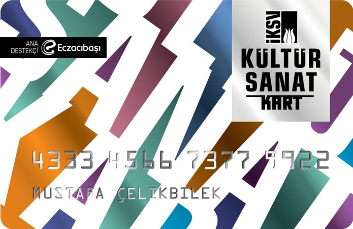 kültür sanat kart cover