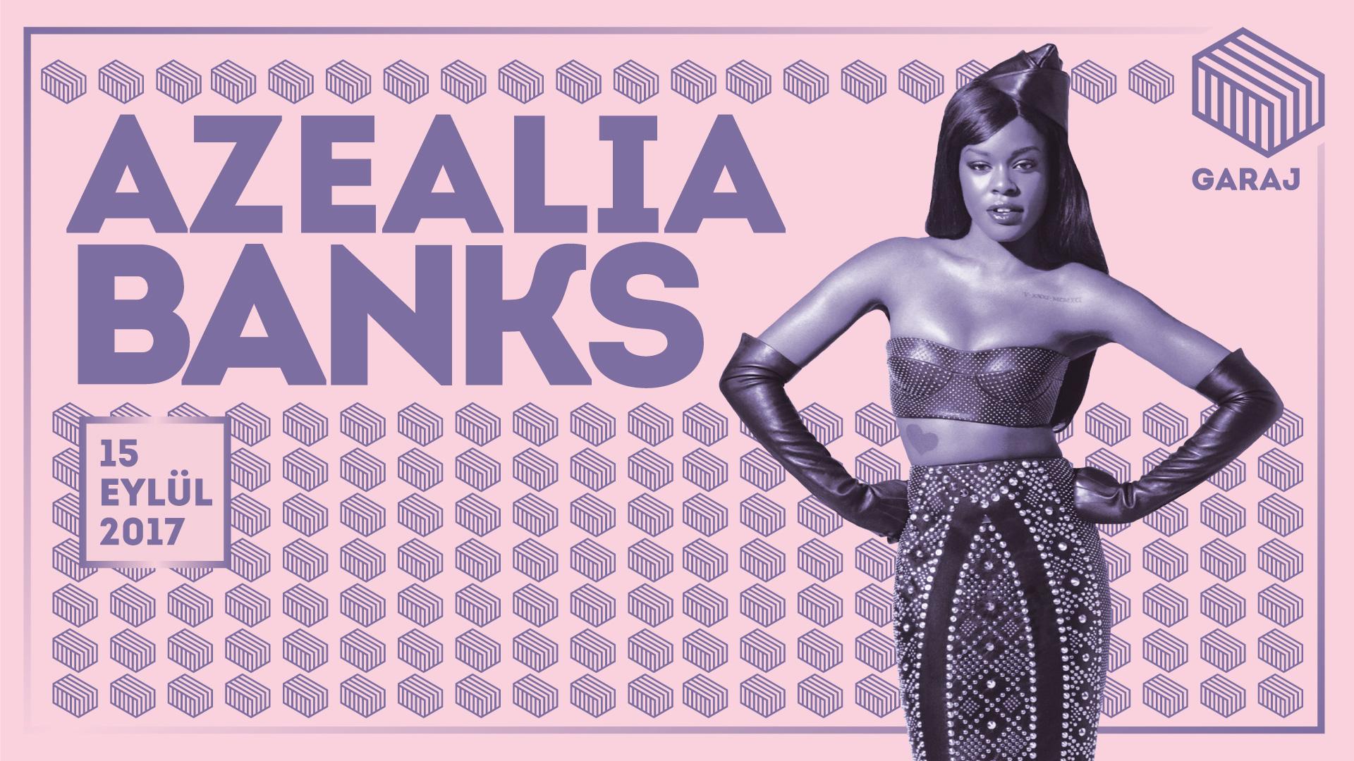 GELİYOR: AZEALIA BANKS