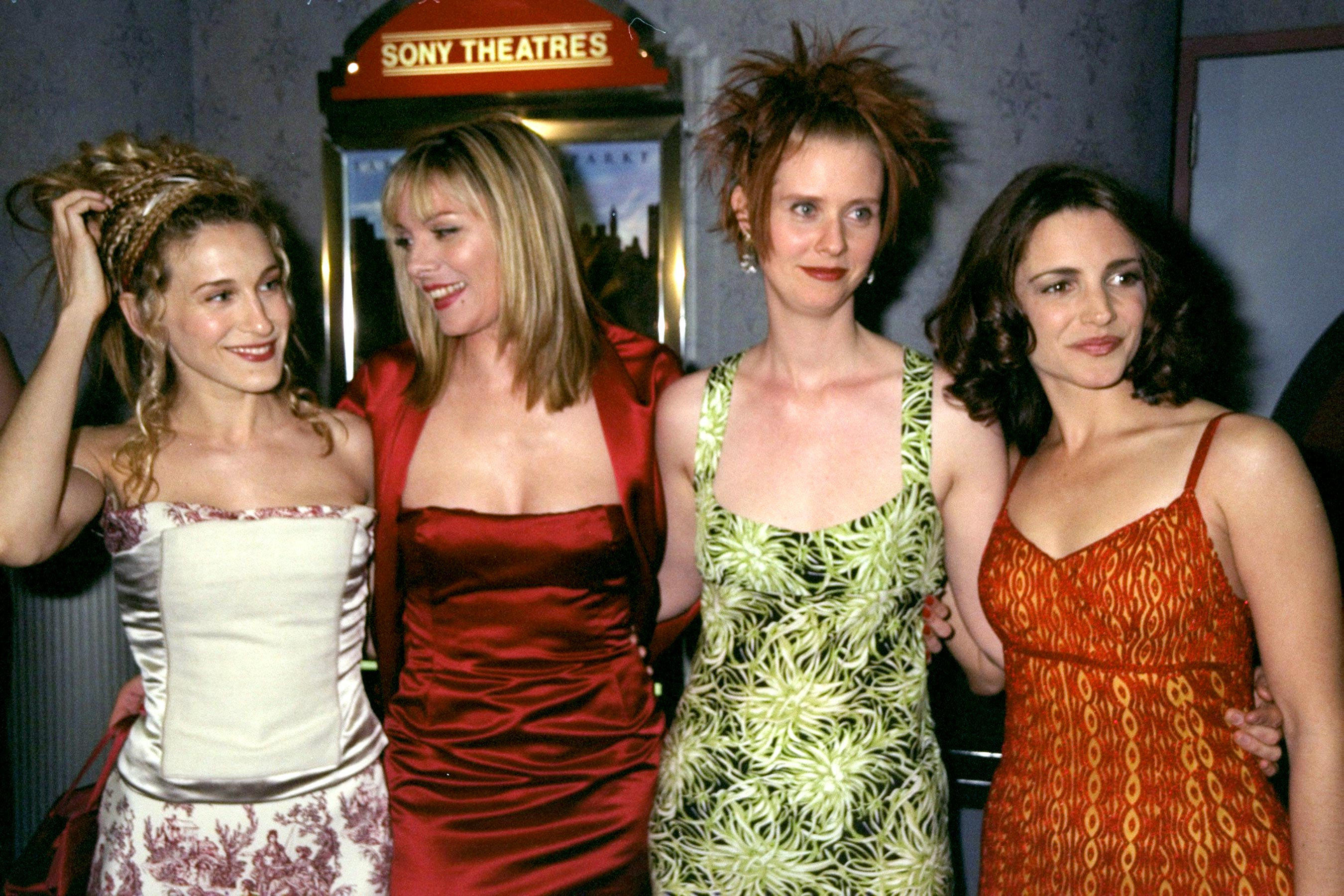#SATC20: PLAYLISTS AND THE CITY