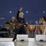 PERFORMANS: QUEEN & JESSIE J (LONDON 2012)