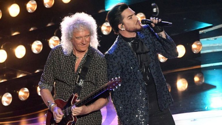 PERFORMANS: QUEEN & ADAM LAMBERT (OSCAR 2019)