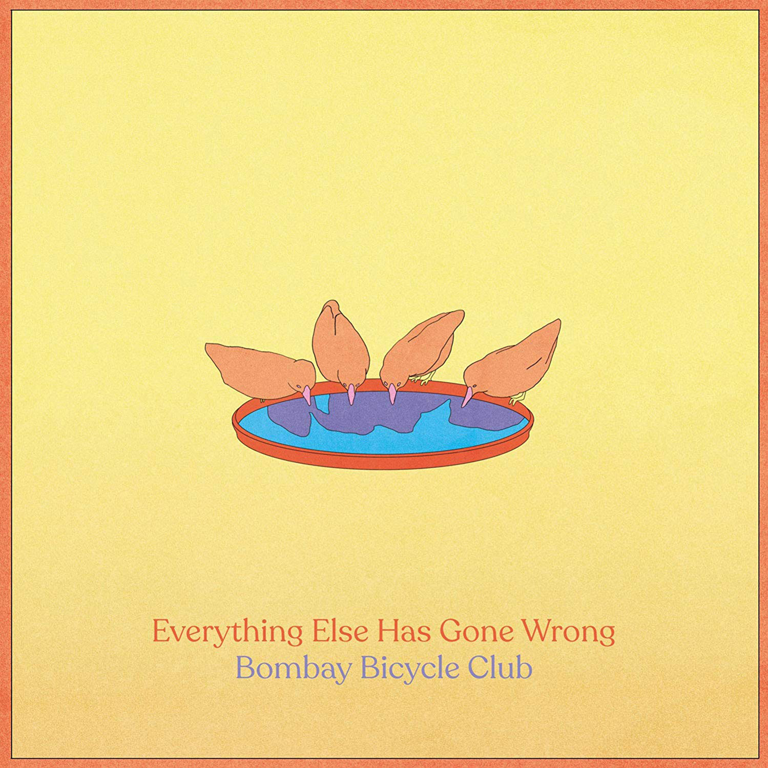 İNCELEME: BOMBAY BICYCLE CLUB – EVERYTHING ELSE HAS GONE WRONG