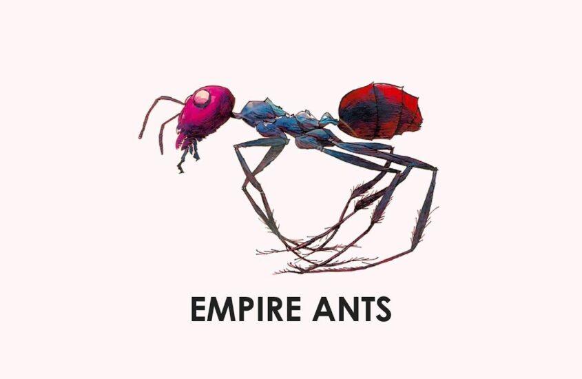 #TBT: GORILLAZ – EMPIRE ANTS